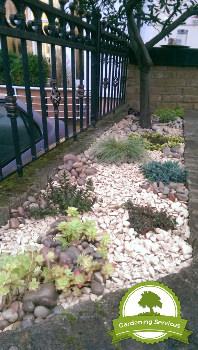 Regular Garden Maintenance in Manchester